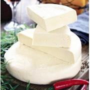 Сыр качотта с маслинами, 1 кг., тм. Магдалиновская сыроварня.