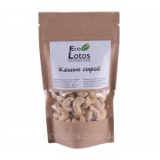 ECO LOTOS КЕШЬЮ СЫРОЙ 100ГР