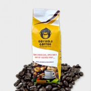 GORILLAS COFFE 100% ARABICA BOURBON КОФЕ, 250 ГР