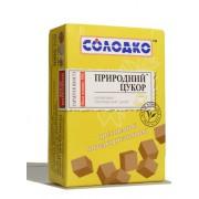 Сахар свекольный нерафинированный, 1 кг., тм. Солодко.